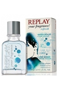Kép Replay Your Fragrance Refresh Men