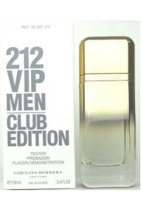 Kép Carolina Herrera 212 VIP Men Club Edition